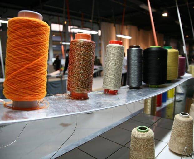 usine tissu