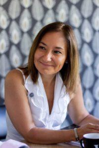 Priscillia Rossi, fondatrice de Leihia